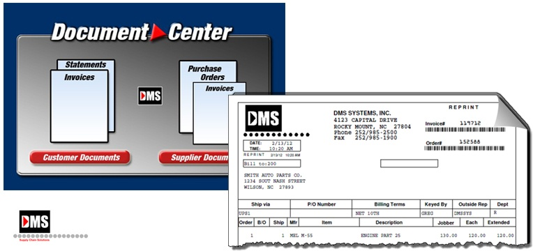 DX-Document-Center-Software-Screenshot