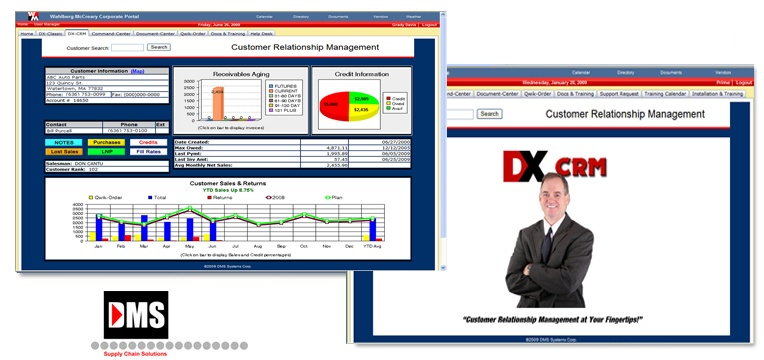 DMS-Systems-DX-CRM-Software-Screenshot