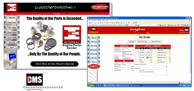 DMS-Systems-DX-Qwik-Order-Software-Screenshot