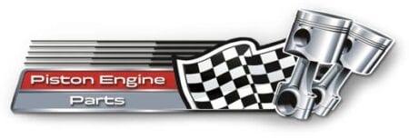piston engine parts logo