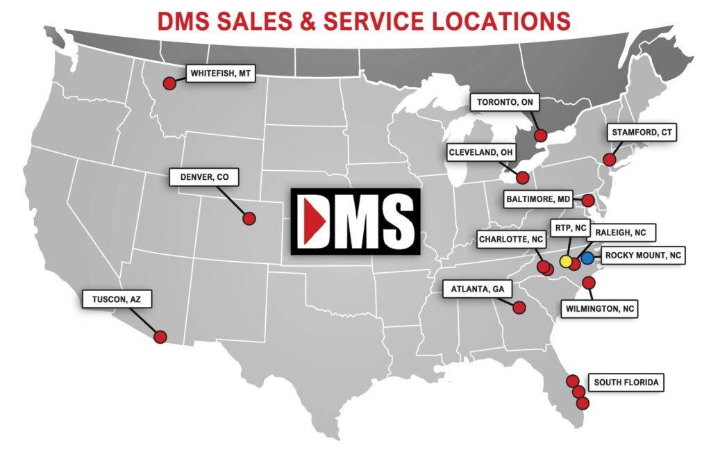 DMS Map 2021